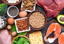 غذاهای سالم برای ساختن عضله