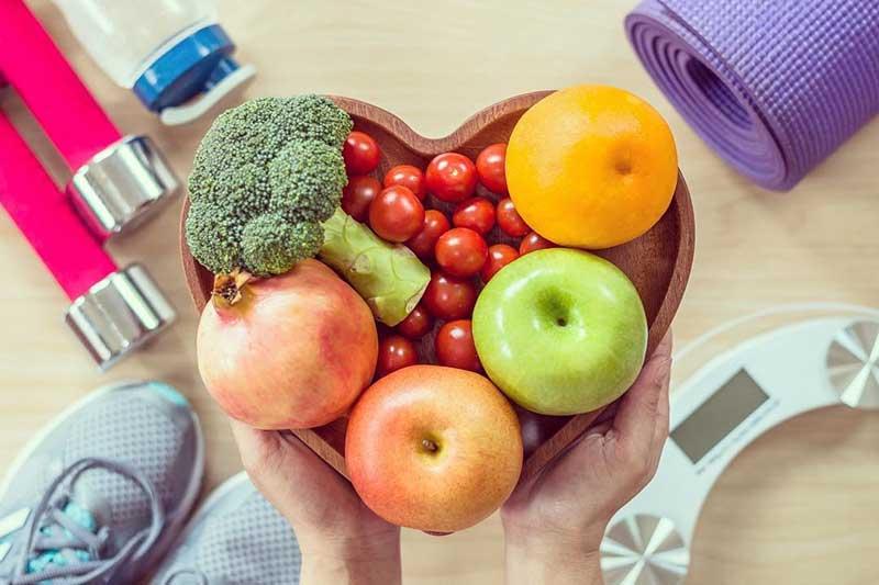 میوه های سالم