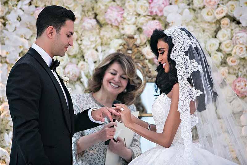 عروسی لیلی قالیچی و دارا میر
