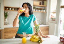 تاثیرات رژیم آب میوه بر لاغری و کاهش وزن