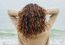 روش نگهداری از موهای فر