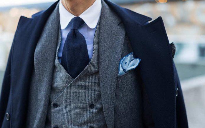 دستمال جیبی