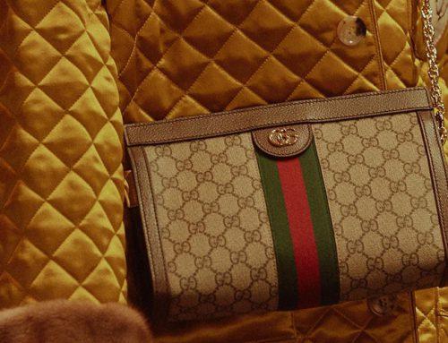 مدل های کیف زنانه برند گوچی
