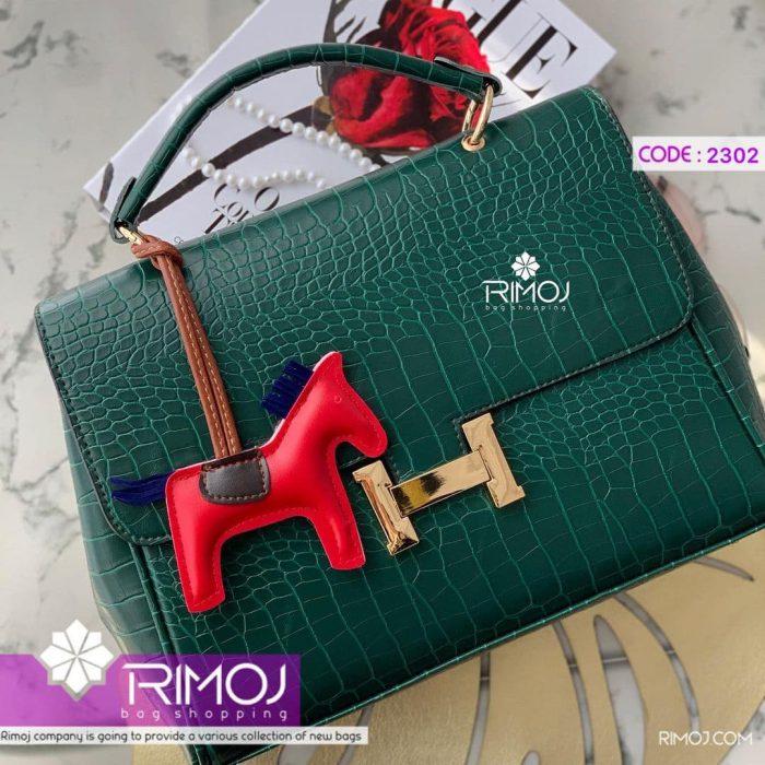 کیف سبز