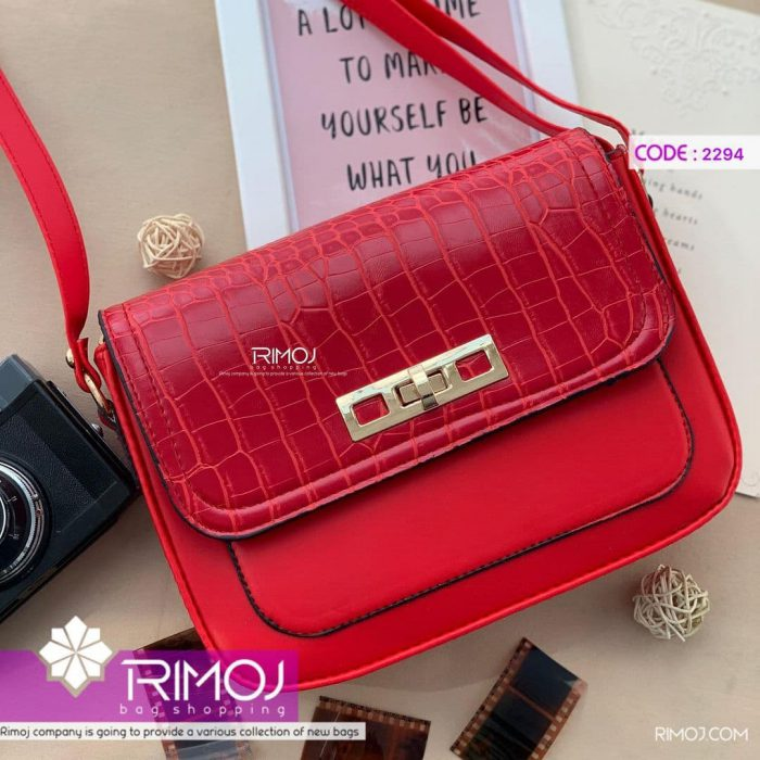 کیف قرمز