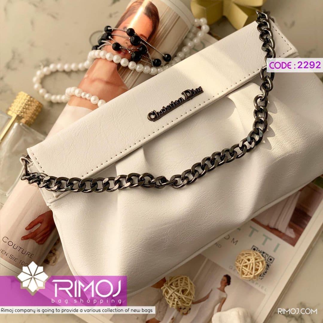 کیف سفید