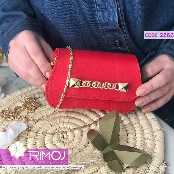 کیف دستی قرمز