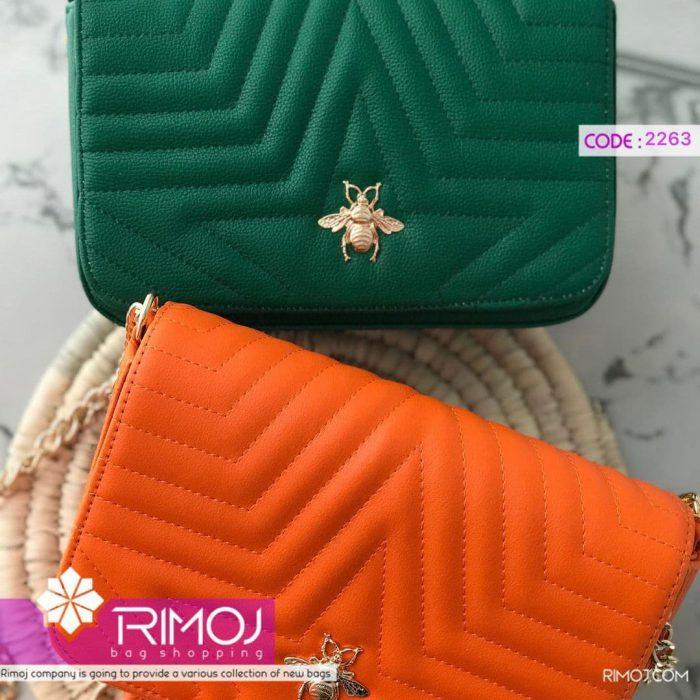 کیف دستی سبز