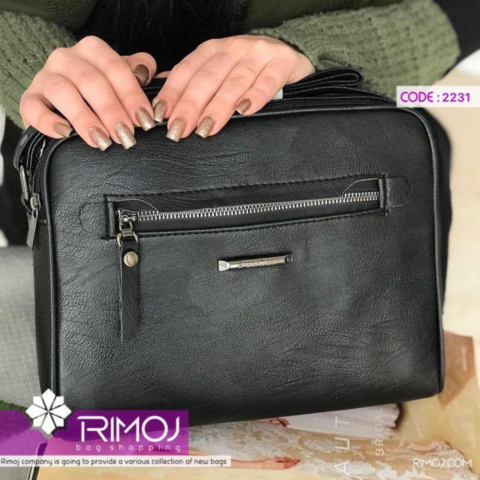 کیف دوشی مشکی