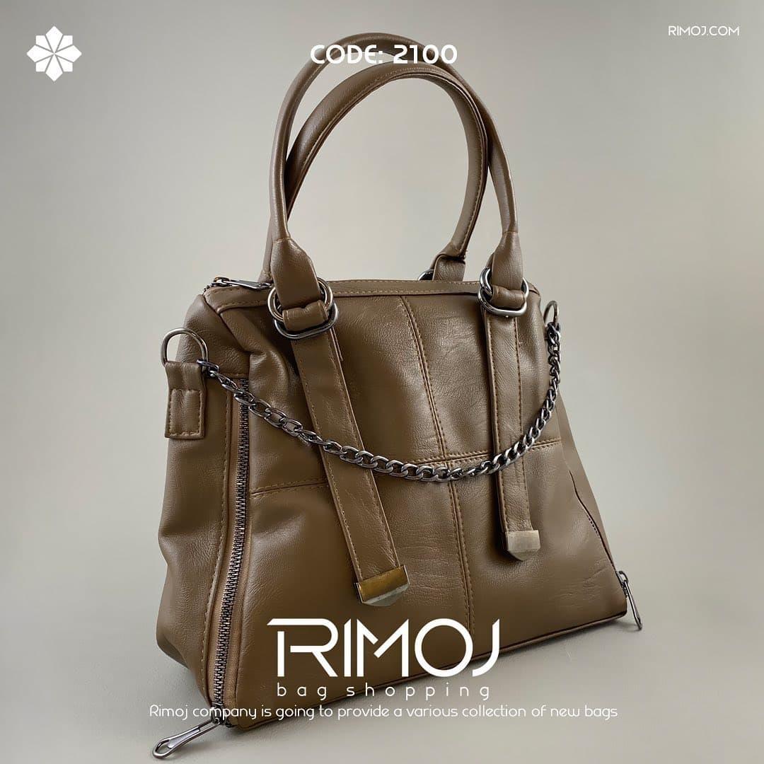کیف دوشی قهوه ای