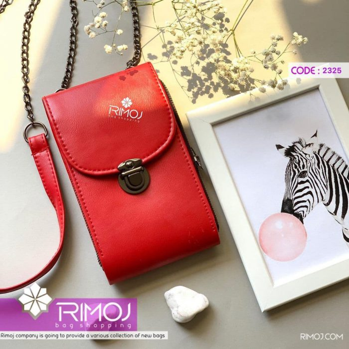 کیف دوشی قرمز
